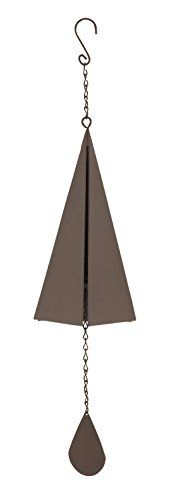 Outdoor Décor-Deco 79 60685 Metal Wind Chime 9 x 40 >>> You can get additional details at the image link.
