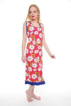 Сарафан А1810 Размеры: 50-60 Цена: 627 руб.  http://optom24.ru/sarafan-a1810/  #одежда #женщинам #сарафаны #оптом24