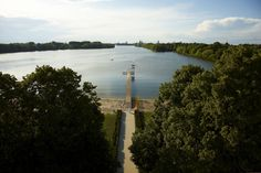 Maschsee Lake in #Hannover #Germany