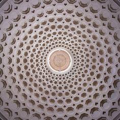 A Brief History of Rome's Luminous Rotundas,San Bernardo alle Terme, 1598, Rome. Image © 2015 Jakob Straub, www.jakobstraub.com