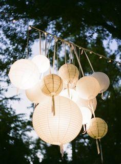 Lampions lumineux Mes petites mains magazine via Nat et nature