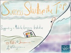 Success Starts at the Top - Supporting a Mobile Learning Initiative