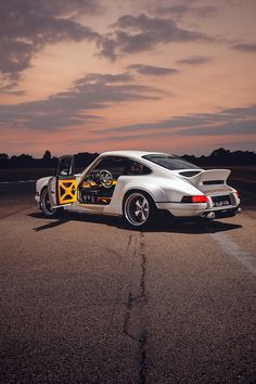 1990 Porsche 911 Reimagined by Singer Vehicle Design