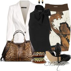 """Patterns"" by ccroquer on Polyvore"