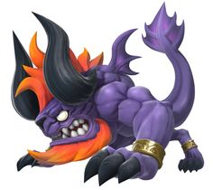 View an image titled 'Behemoth Art' in our World of Final Fantasy art gallery featuring official character designs, concept art, and promo pictures. Final Fantasy Characters, Final Fantasy Art, Monster Design, Monster Art, Fantasy Creatures, Mythical Creatures, Cartoon Drawings, Cool Drawings, Character Art