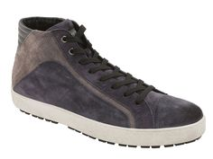 Hogan Rebel High-top Sneakers R248 in blue suede - Italian Boutique €189