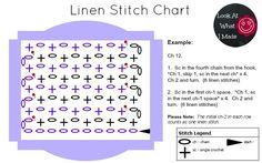 Lookatwhatimade-Linen-Stitch-Chart.jpg (800×500)