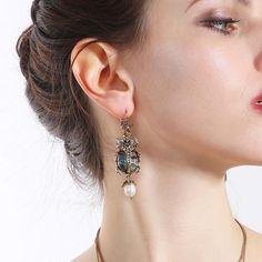 Fashion Women Star Christmas Tree Drop Dangle Earrings Statement Jewelry GiWR