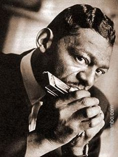 Little Walter. One of the revolutionary harmonica blues players. 1930-1968