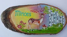 Naamschilderij Minoes
