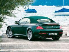 Bmw M6 Convertible, Los Cars, Iphone Wallpaper Ios, Bmw 6 Series, Bmw Alpina, Amazing Cars, Super Cars, Classic Cars, Vintage