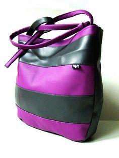 purple & grey