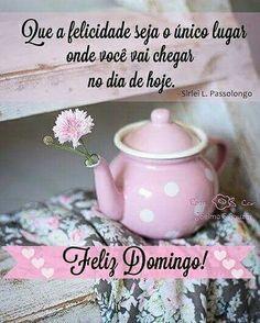 Bom dia, meus amigos! ✌☕