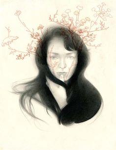 Overgrown Garden // by Sasha Yosselani