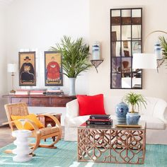 Complete the look of the living room with a coffee table that demands attention. From mid-century modern to art deco, all styles are included in Wister's furniture collection. Open Concept Kitchen, Kitchen Layout, Kitchen Ideas, Elegant Kitchens, Mediterranean Decor, Room Setup, Kitchen Pictures, Contemporary Interior Design, Tropical Decor