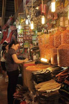 Ben Thanh Market, Ho Chi Minh City, Vietnam by anhminh.