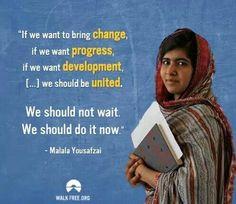 Malala!