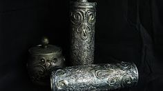 Retro Tutki - Metaliczna płaskorzeźba - YouTube
