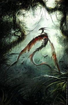 Elian Black'Mor #dragon