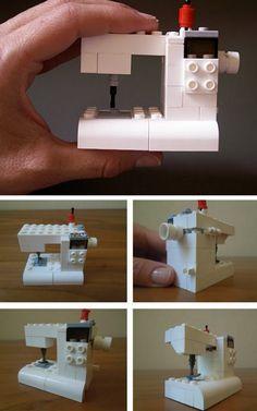 DIY LEGO projects your kids can build - great DIY . - DIY LEGO projects your kids can build – great DIY ideas home improvement projec - Diy Lego, Lego Craft, Lego Design, Design Design, Lego Duplo, Legos, Lego Hacks, Lego Friends, Lego Club