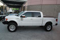 Ford F-150 at #SEMA 2012