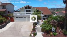 WATCH VIDEO! Enjoy ocean, surf and sunset views from this spectacular Solana Beach home!!  #SolanaBeach #SanDiego #Home