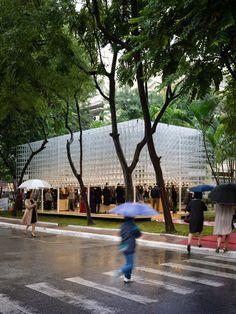 Gallery - Vietnamese Food Pavilion / MIA Design Studio - 2