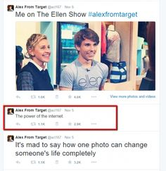 Check out today's Rant Alex From Target Proves The Power Of The Internet Marketing Era Is REAL http://6649440.empowernetwork.com/blog/alex-from-target-proves-the-power-of-the-internet-marketing-era-is-real