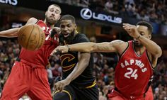 2017 NBA Playoffs | Cavaliers-Raptors preview = The Cleveland Cavaliers continue their quest to repeat as champions when they commence their second-round series with the Toronto Raptors on Monday night. While the Cavaliers beat the Raps in relatively easy fashion last year (as easy as it can be in six games, anyway), neither team is…..
