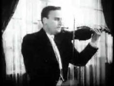 Yehudi Menuhin 曼紐因 演奏布拉姆斯匈牙利舞曲 NO5