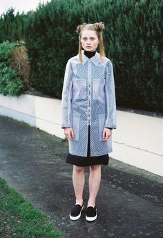 Danielle Romeril: AW14 Collection - Thisispaper Magazine will look like this come Spring, no doubt