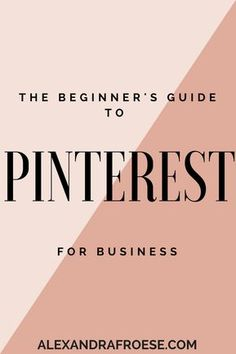 #PinterestForBusiness #PinterestStrategy #GettingStarted Getting started as a business on Pinterest can be daunting! You've got your profile filled out, designed your Pin templates, and you've enabled Rich Pins. Now it's time to start establishing your business presence! Pinterest Tips | Pinterest Tricks | Pinterest for Business | Social Media Strategy | Social Media Tips | Social Media Tricks | Pinterest Help | Social Media Marketing | Pinterest Strategy | Pinterest Marketing