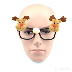 4 x Novelty Christmas Sunglasses Xmas Fun Fancy Dress Glasses Stocking Filler Party Accessories, Costume Accessories, Xmas Fancy Dress, Dress With Stockings, Christmas Glasses, Fancy Costumes, Christmas Costumes, Stocking Fillers, Rudolph Costume