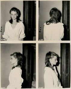 Audrey Hepburn from all four sides