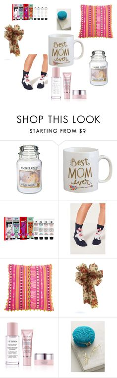 """""""onedollarlive"""" by efrat-kazoum on Polyvore featuring Yankee Candle, Kiehl's, Missguided, By Terry and Eva Hanusova"""