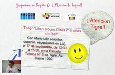 Bibliotecarios de la Región 6 CENDIE: Tigre: Próximo distrito en donde florecerá la lect...