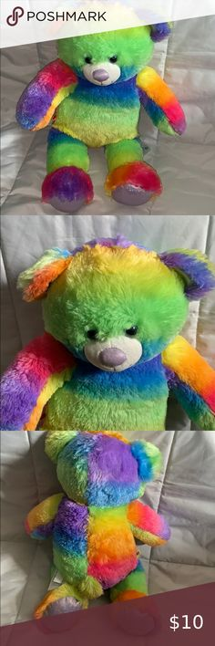 Teddy Bear Accessory Build a Bear Green Ear Bows New