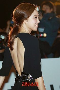 Gong Hyo Jin @ 34th (2013) Blue Dragon Film Awards » Dramabeans » Deconstructing korean dramas and kpop culture