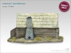 Russian farmerhouse | 15mm