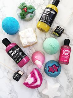 I haven't posted a Lush haul on my blog in what seems like forever. To say I buy Lush products a lot would be an understatement, I am absolutely in love with them. Every time I go shopping I usually c