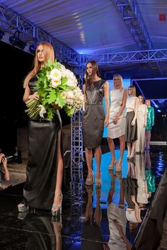 Pinned Image  Platinum Fashion Night 2012 Fashion Show: Zemełka Shoes: www.SequinShoes.pl