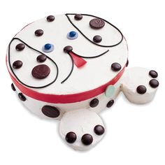 @Tracy McCurdy Do you think this could be a dalmatian dog to go with the fire truck?