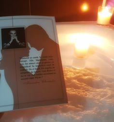 "Alexandru Chermeleu - ""Iubind-o pe ea"" Candle Jars, Candles, Ea, Polaroid Film, Books, Libros, Book, Candy, Candle Sticks"