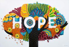 Hope and life - Milan_Boamistura
