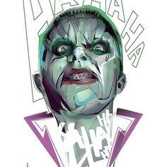 Image result for suicide squad jared leto joker concept art