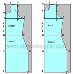 Sewing Tutorials For Beginners Straight Kameez Cutting-Sewing Tutorial Pattern Drafting Tutorials, Sewing Tutorials, Sewing Diy, Sewing Ideas, Tailoring Techniques, Sewing Techniques, Dress Sewing Patterns, Sewing Patterns Free, Sewing Paterns