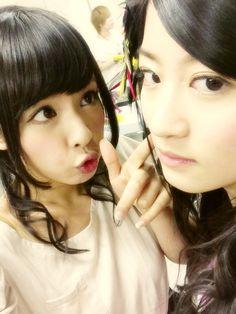 Yamada Nana, Jonishi Kei #NMB48