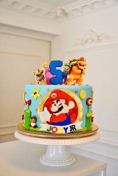 Mario Bros Adventure Cake  #delicatessepostres #birthdayday #birthdaycake #dessert #postres #party #panama #bakery #fiestaspanama #cumpleaños #cake #bolos #pasteles #dulce #cakedesign #design #cakeartistry #instagramcake #mariobros Mario Bros Cake, Mario Bros., Desserts, Cakes, Deserts, Sweets, Tailgate Desserts, Postres, Dessert