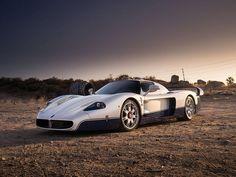 F&O Fabforgottennobility - stefialte: #Maserati MC 12