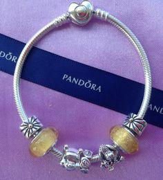 Pandora Winnie the Pooh and Eeyore 2015